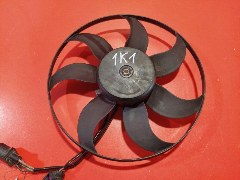 Вентилятор радиатора Volkswagen Golf V 1K1 AXW 2003 (б/у)