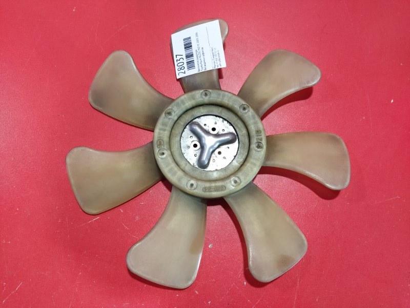 Вентилятор радиатора Toyota Raum NCZ20 1NZ-FE 2003 (б/у)