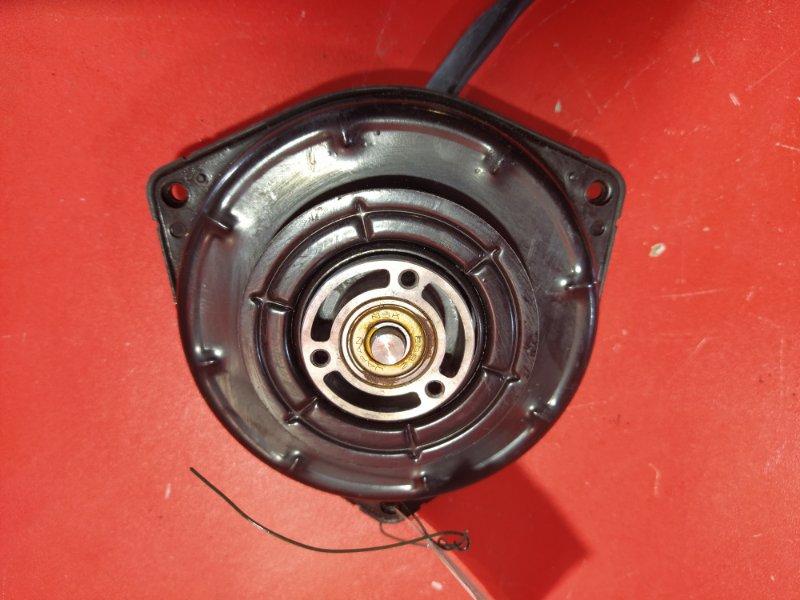 Мотор радиатора двс Toyota Aristo JZS147 2JZGE 1997 (б/у)
