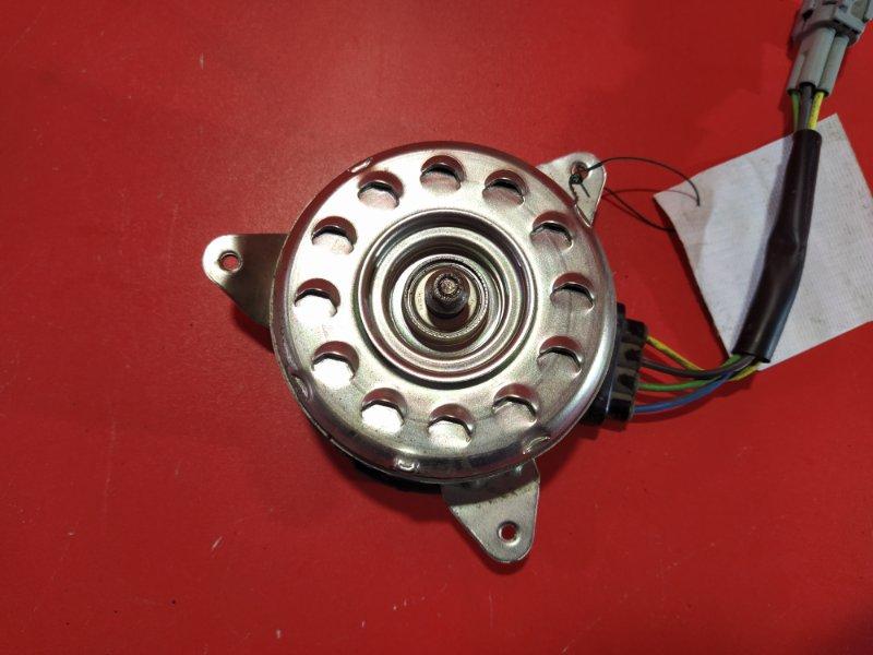 Мотор радиатора двс Nissan X-Trail T31 QR25DE 2007 (б/у)