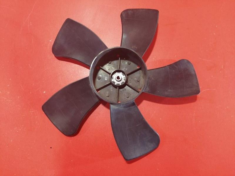 Крыльчатка вентилятора охлаждения Mitsubishi Lancer CS2A 4G15 2003 (б/у)