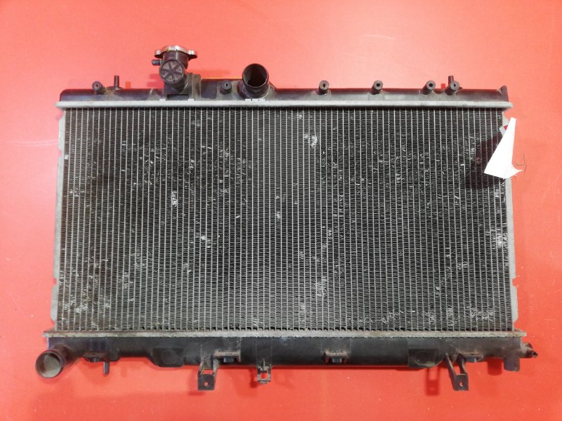 Радиатор двс Subaru Impreza GD3 EJ152 2000 (б/у)
