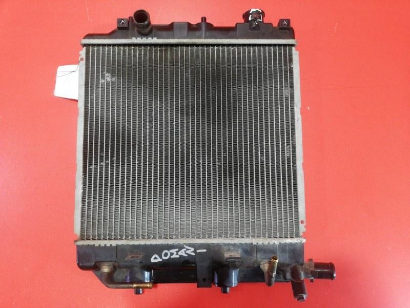 Радиатор двс Mazda Demio DW3W B3E 1996 (б/у)