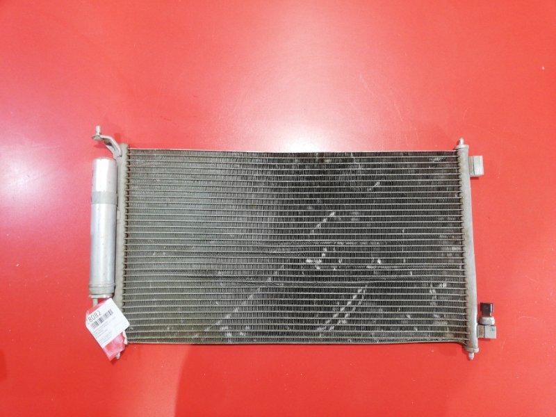 Радиатор кондиционера Nissan Juke F15 HR16DE 2011 (б/у)