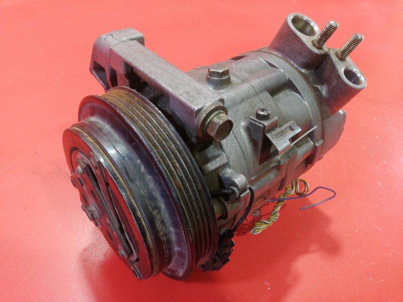 Компрессор кондиционера Nissan Skyline NV35 VQ25DD 2001 (б/у)