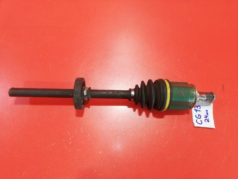 Шрус Nissan March HK11 CG13DE 1997 передний правый (б/у)
