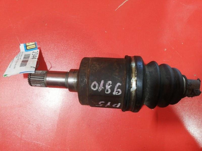 Шрус Honda Domani MA7 D15B 1994 передний правый (б/у)