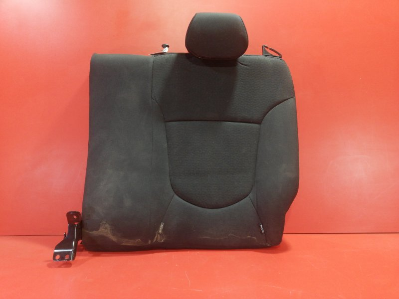 Спинка заднего сиденья Kia Rio QB G4FA 2013 левая (б/у)