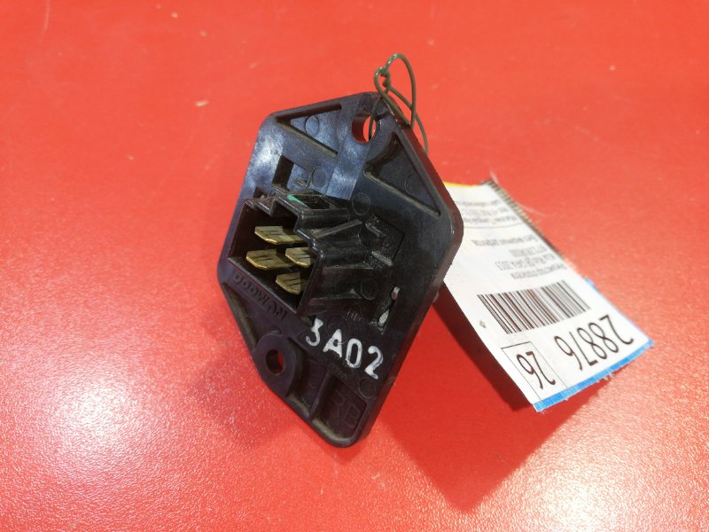 Резистор отопителя Kia Rio QB G4FA 2013 (б/у)