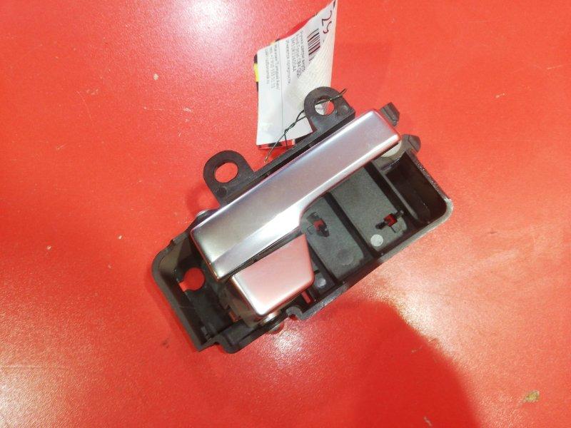 Ручка двери внутренняя Ford Focus CB4 QQDB 2008 задняя правая (б/у)