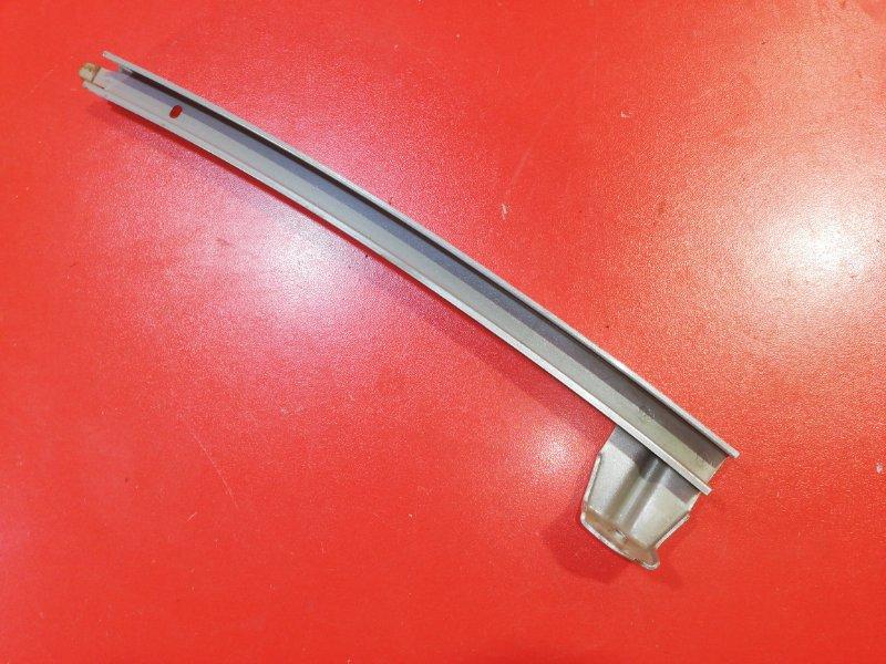 Направляющая стекла Toyota Mark Ii GX110 1G-FE BEAMS 2000 передняя левая (б/у)