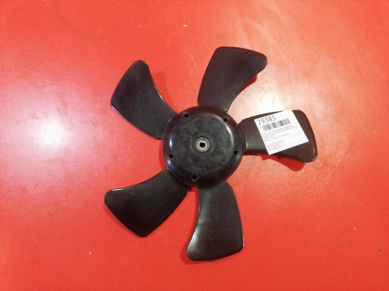 Крыльчатка вентилятора охлаждения Nissan Wingroad VHNY11 QG18DE 1999 (б/у)