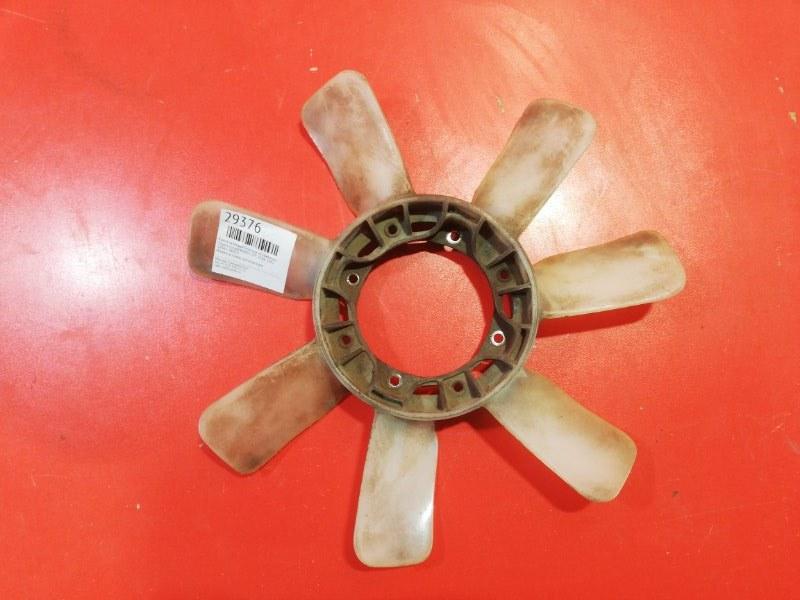 Крыльчатка вентилятора охлаждения Toyota Cresta YX80Y 3YP 1988 (б/у)