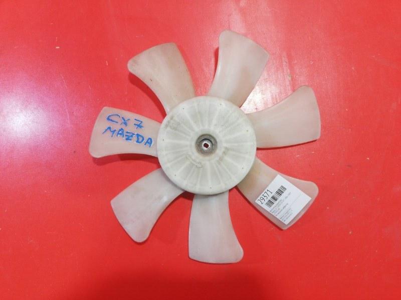 Крыльчатка вентилятора охлаждения Mazda Cx 7 ER3P L3-VDT 2006 (б/у)