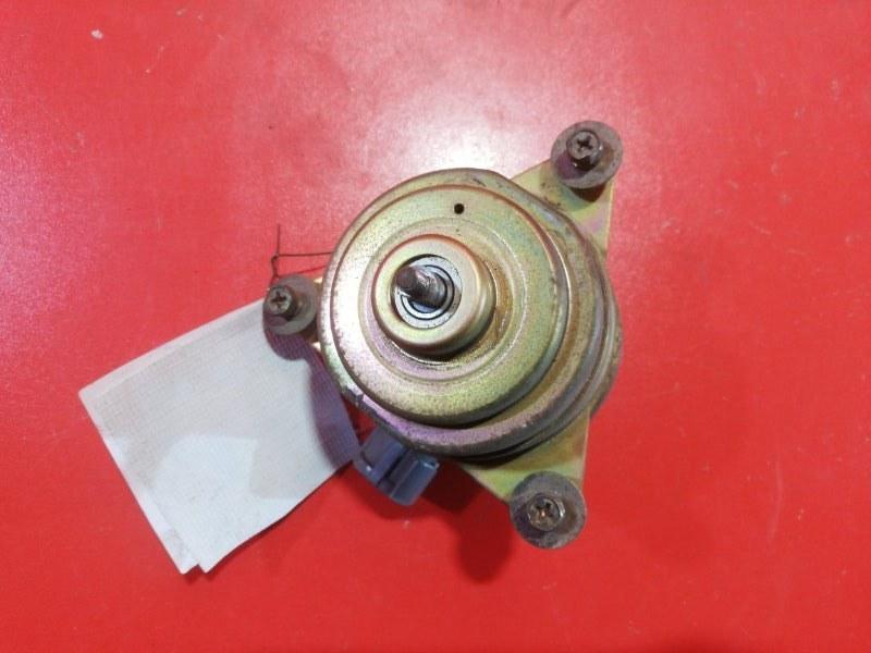 Мотор вентилятора охлаждения Nissan Bluebird Sylphy FG10 QG15DE 1998 (б/у)