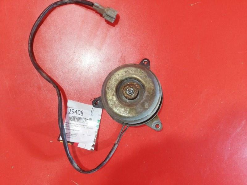 Мотор вентилятора охлаждения Nissan Elgrand ALWE50 VG33E 1997 (б/у)