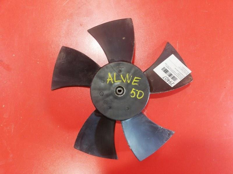 Крыльчатка вентилятора охлаждения Nissan Elgrand ALWE50 VG33E 1997 (б/у)