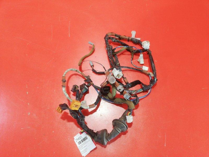 Проводка двери Lexus Lx470 UZJ100 2UZ-FE 1998 передняя правая (б/у)