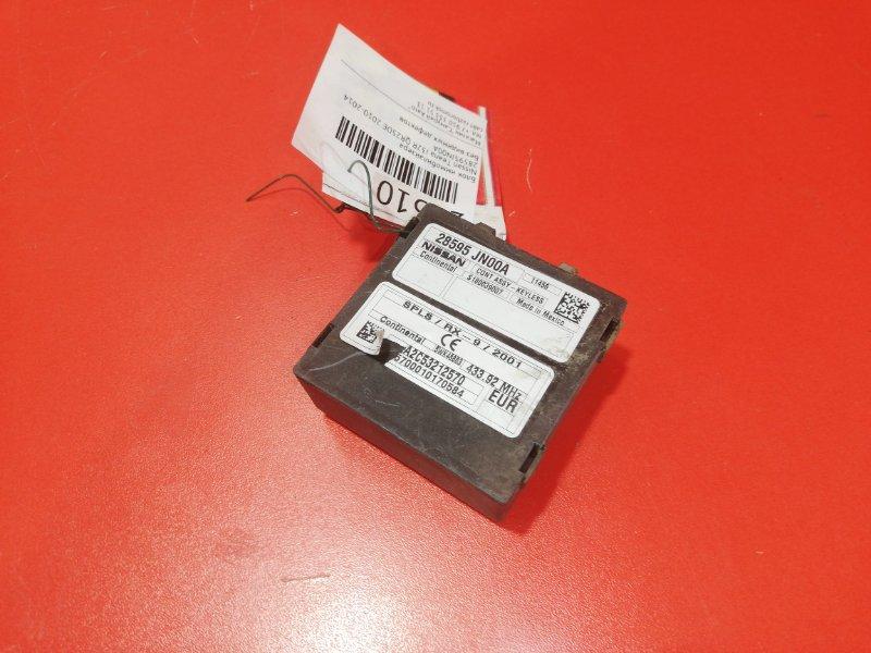 Блок иммобилайзера Nissan Teana J32R QR25DE 2010 (б/у)