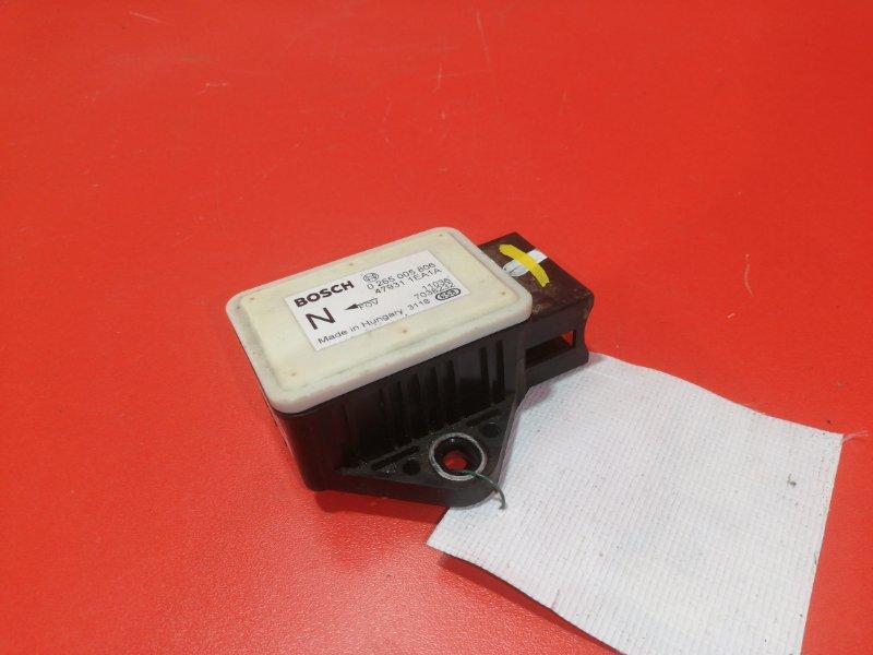 Датчик ускорения Nissan Teana J32R QR25DE 2010 (б/у)