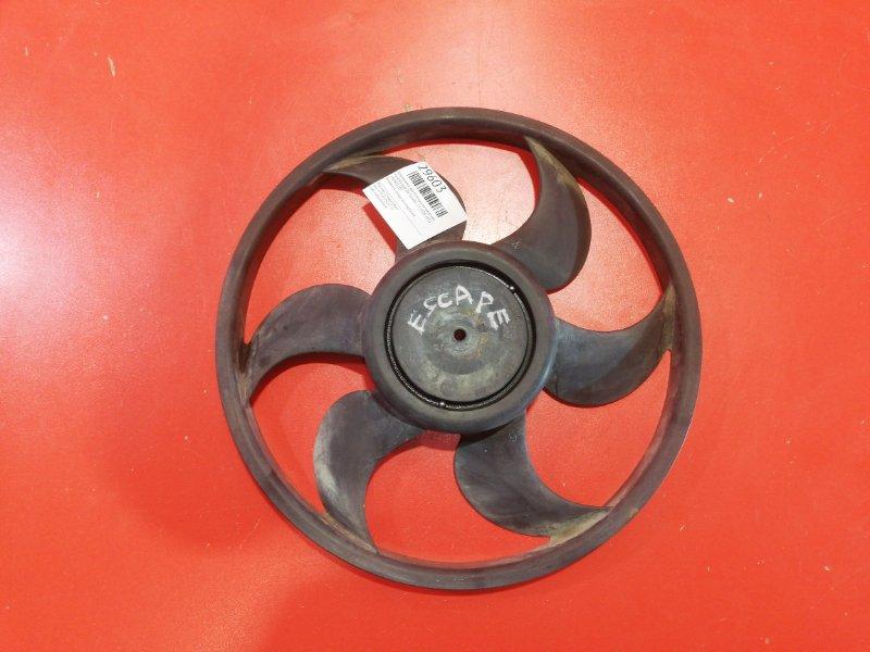 Крыльчатка вентилятора охлаждения Ford Escape ZD DURATEC 23 2008 (б/у)