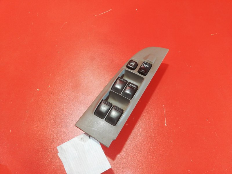 Блок управления стеклоподъемниками Nissan Sunny B15 QG13DE 1998 передний правый (б/у)
