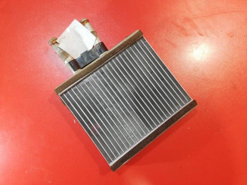 Радиатор отопителя Chevrolet Aveo T250 F14D3 2007 (б/у)