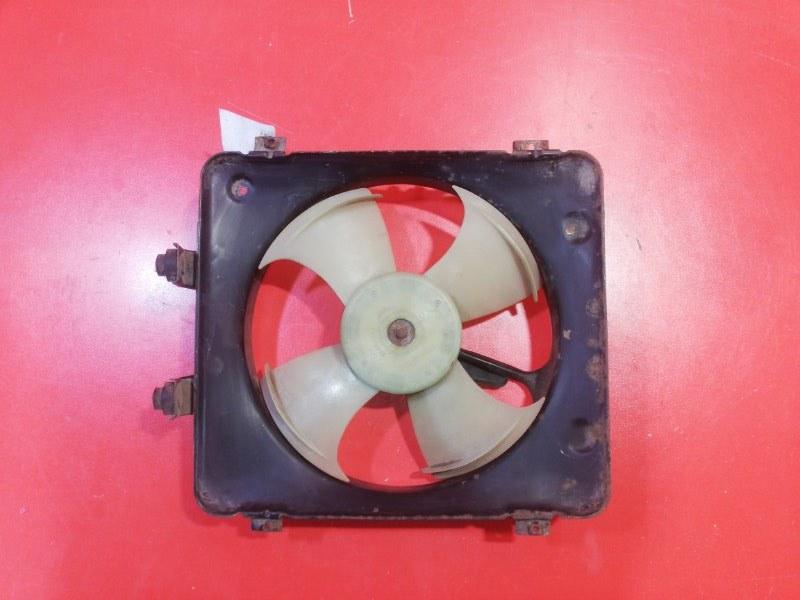 Вентилятор радиатора кондиционера Honda Civic EK2 D13B 1995 (б/у)