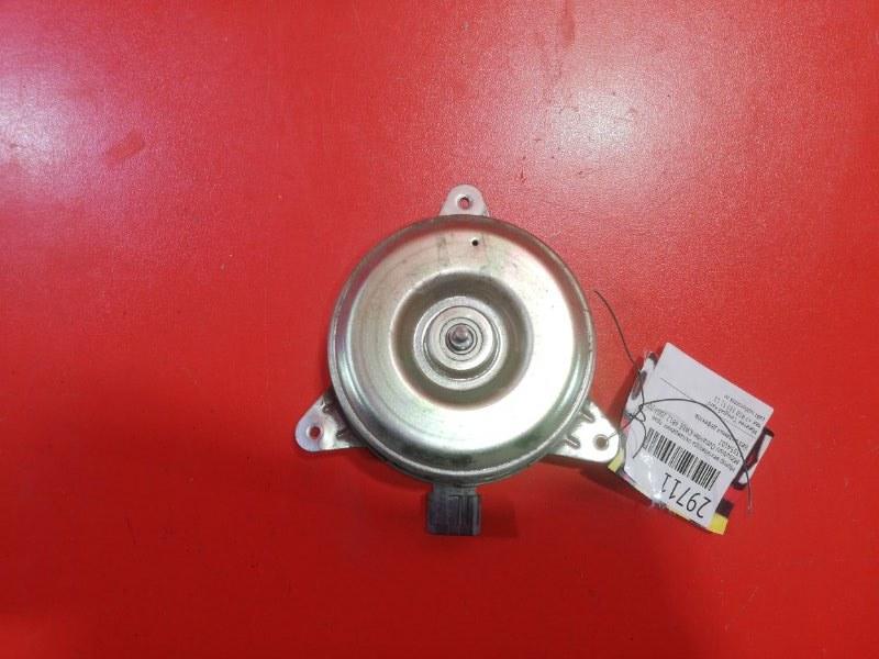 Мотор вентилятора охлаждения Mitsubishi Outlander CW6E 4B12 2007 правый (б/у)