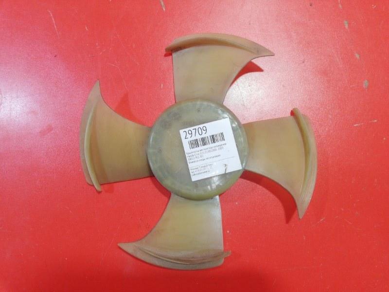 Крыльчатка вентилятора охлаждения Honda Civic EU1 D15B 2000 (б/у)