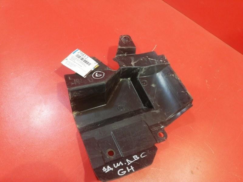 Защита двигателя Mazda Mpv LY3P L3-VE 2006 передняя правая верхняя (б/у)