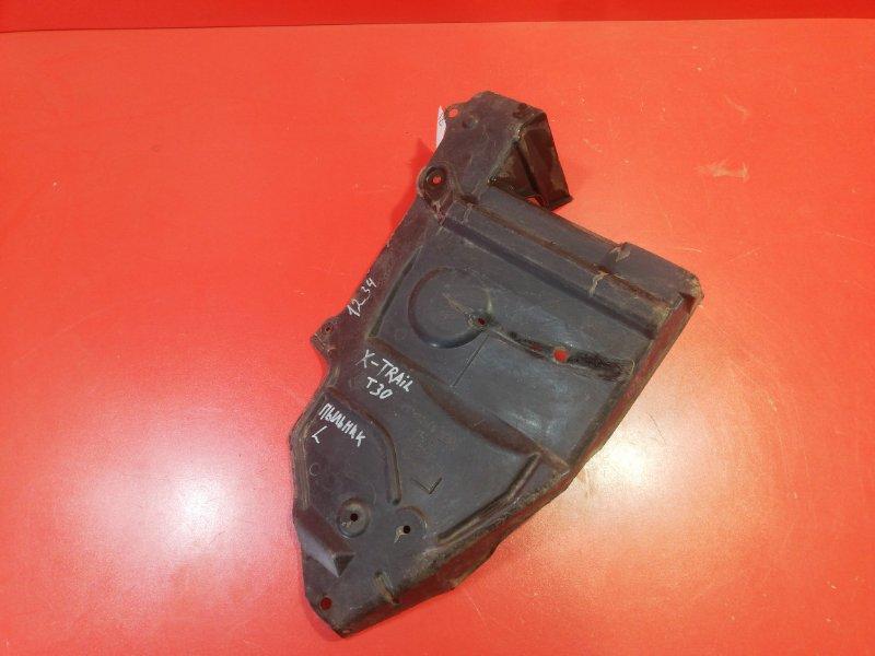 Защита двигателя Nissan X-Trail NT30 QR20DE 2000 передняя левая (б/у)