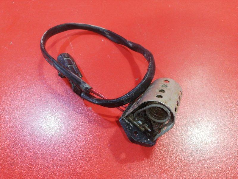 Резистор вентилятора охлаждения Chevrolet Niva 21236 ВАЗ-2123 1998 (б/у)