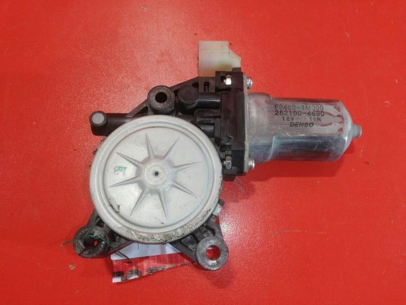 Моторчик стеклоподъемника Kia Cerato TD G4FC 2008 правый (б/у)