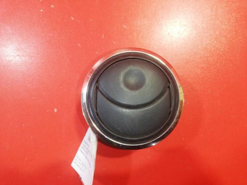 Дефлектор Nissan Almera G15 K4M 2012 (б/у)