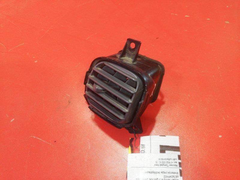 Дефлектор воздушный Nissan Sunny B15 QG13DE 1998 передний правый (б/у)