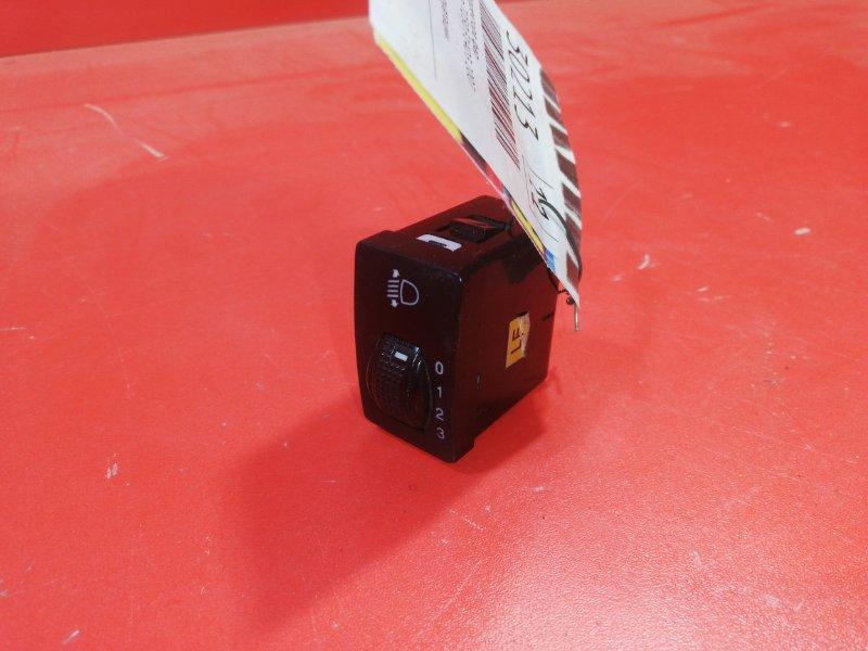 Кнопка корректора фар Chevrolet Aveo T250 F14D3 2007 (б/у)