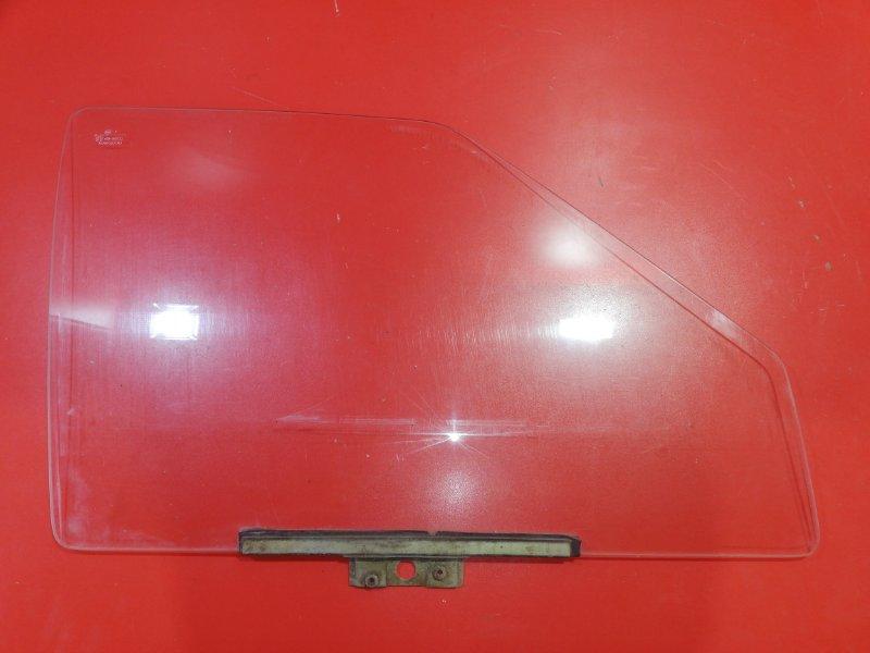 Стекло двери Лада 2109 2109 ВАЗ-21083 1987 переднее правое (б/у)