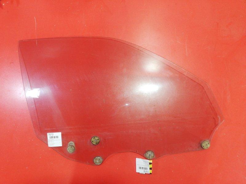 Стекло двери Toyota Camry Prominent VZV30 1VZ-FE 1990 переднее правое (б/у)