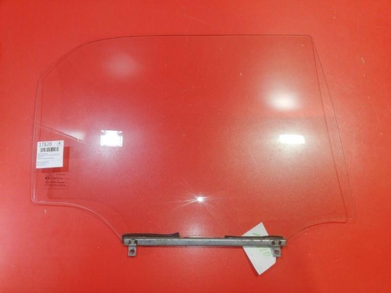 Стекло двери Daewoo Matiz (M150) KLYA F8CV 2007 заднее правое (б/у)