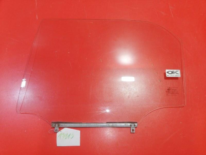 Стекло двери Daewoo Matiz (M150) KLYA F8CV 2007 заднее левое (б/у)