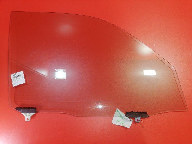 Стекло двери Toyota Land Cruiser UZJ100 2UZ-FE 1998 переднее правое (б/у)