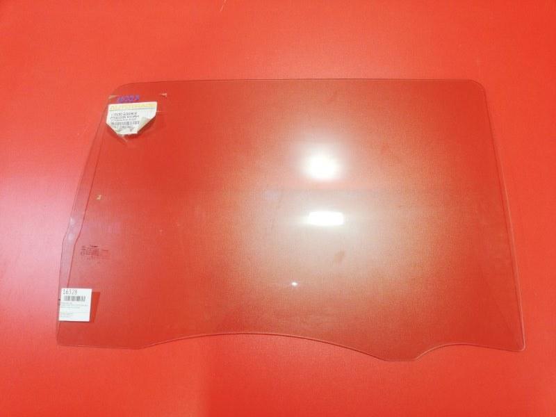 Стекло двери Toyota Tundra UCK51L 2UZ-FE 2007 заднее правое (б/у)