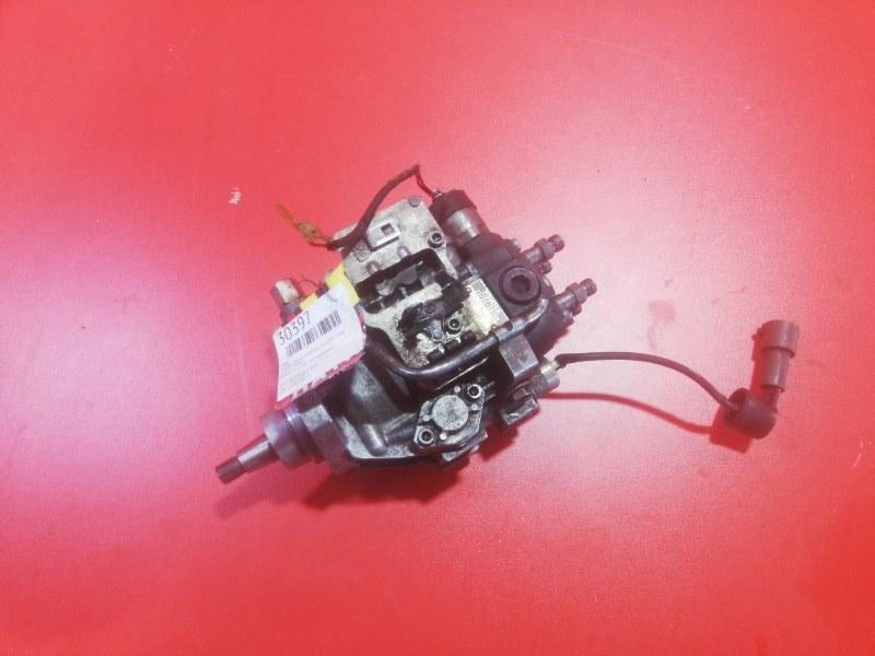 Тнвд Toyota Mark Ii LX90 2L-TE 1992 (б/у)