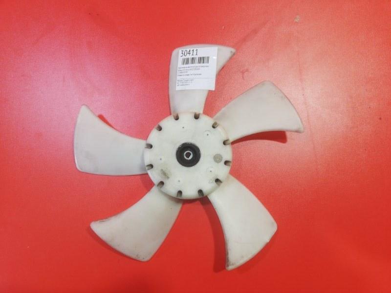 Крыльчатка вентилятора охлаждения Nissan Primera W10 SR20DI (б/у)