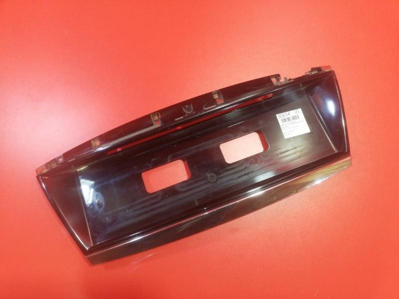 Накладка крышки багажника Infiniti Fx35 S50 VQ35DE 2002 (б/у)