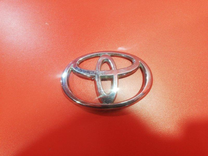 Эмблема Toyota Premio AZT240 1AZ-FSE 2001 задняя (б/у)
