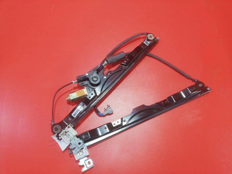 Стеклоподъемник Infiniti Qx56 JA60 VK56DE 2008 передний правый (б/у)