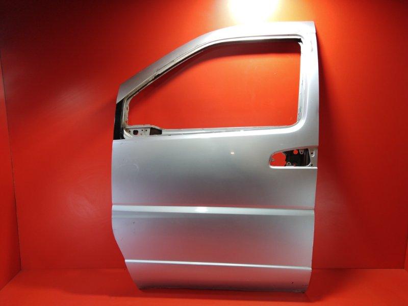Дверь Nissan Elgrand ALE50 VG33E 1997 передняя левая (б/у)