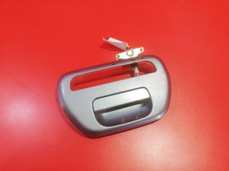 Ручка открывания борта Mitsubishi L200 KB4T 4D56 2007 (б/у)